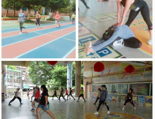 當自己的Running Women女力-女性運動訓練課程  花絮