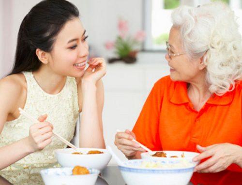 擺脫更年期的不適~中高齡女性必備的營養元素